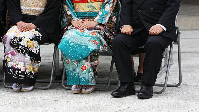 Die Gefühlswelt der Japaner
