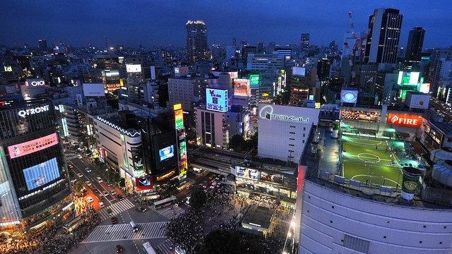 Japan im Jahr 2065