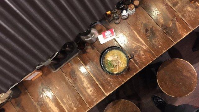 Kulinarische Drohnenfotos