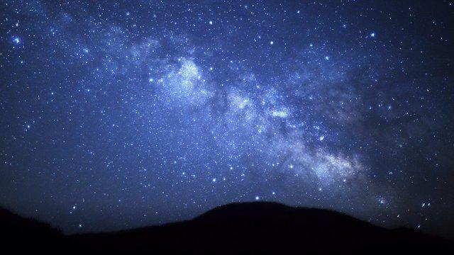 Der Sternenhimmel von Achi