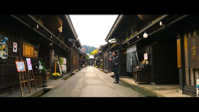 Takayama – die historische Bergstadt