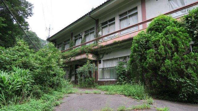 Das Land der leeren Häuser