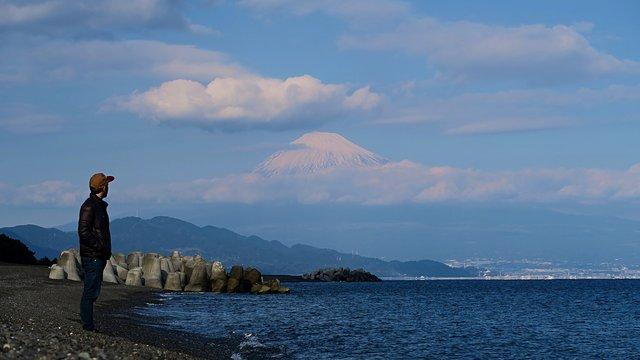 Der längste Weg auf den Fuji