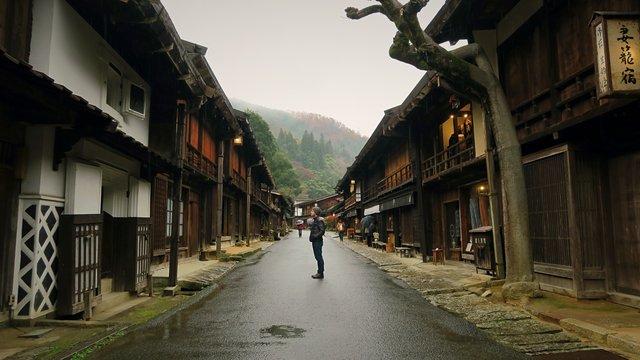 Zeitreise ins alte Japan