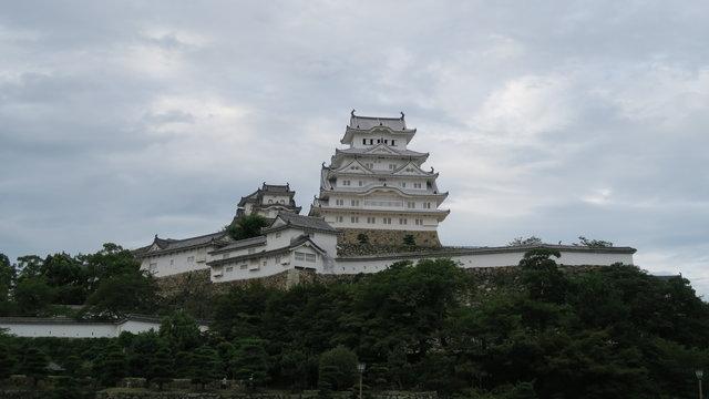 Japans 12 Original-Burgen
