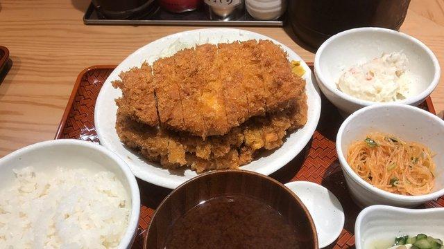Das Tonkatsu-Paradies in Tokio
