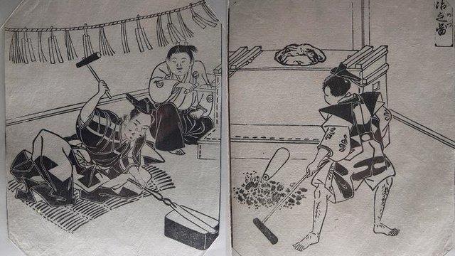 Japans Schwertschmiedekunst
