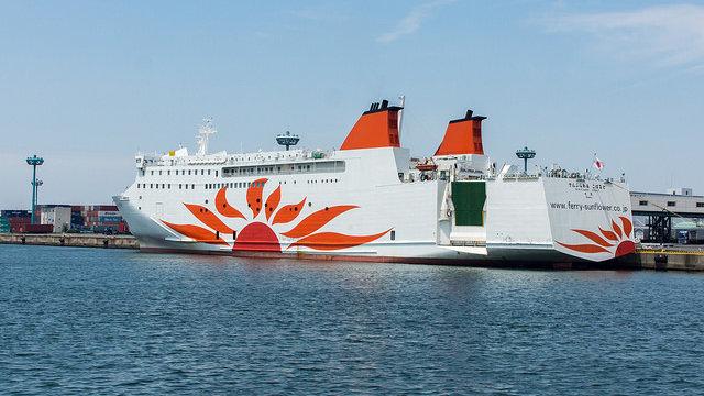 Mit dem Schiff Japan bereisen