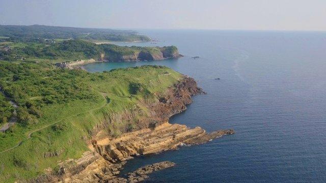 Filmen mit der Drohne in Japan