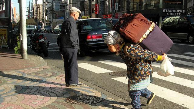 Japan: 75 und körperlich fit
