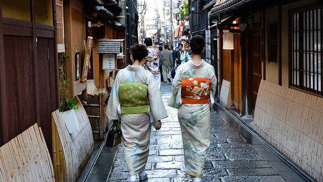 Verliebt in Japan