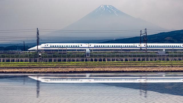Der Shinkansen spürt jedes Beben