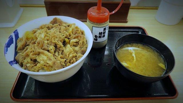 Fastfood auf Japanisch
