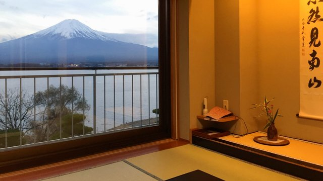 Hotel, Airbnb oder Ryokan?