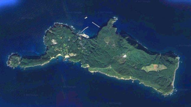 Japans bewohnte Mini-Inseln