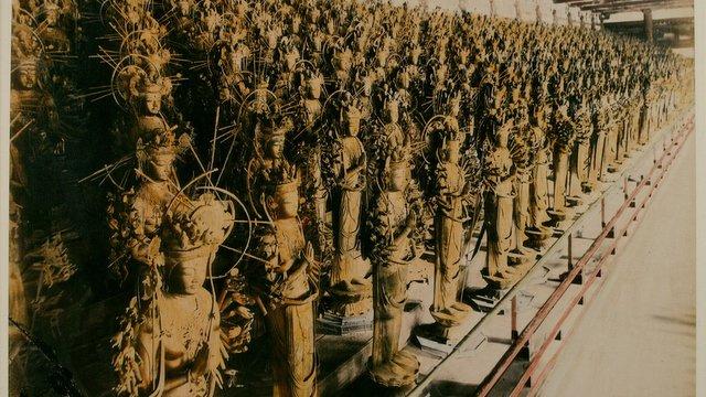 Die 1001 Statuen von Kyoto: 45 Jahre Restaurierung
