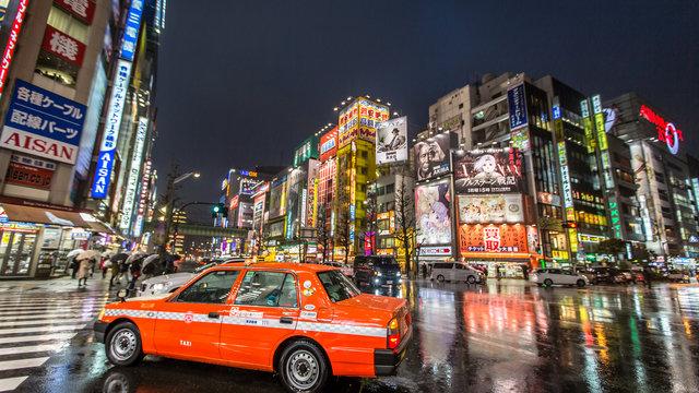 Die Taxi-Revolution