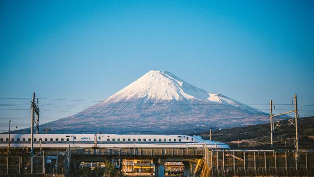 Shinkansen: Gratis-Wifi zwischen Tokio und Osaka