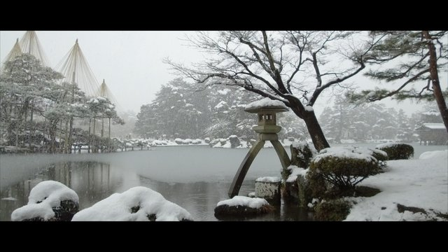 Wintermagie in Japan