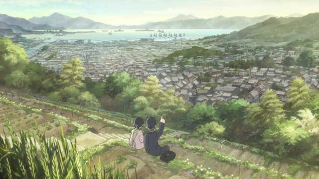 "Auf den Spuren von ""In This Corner of the World"""