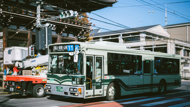 Kyotos Bus-Revolution