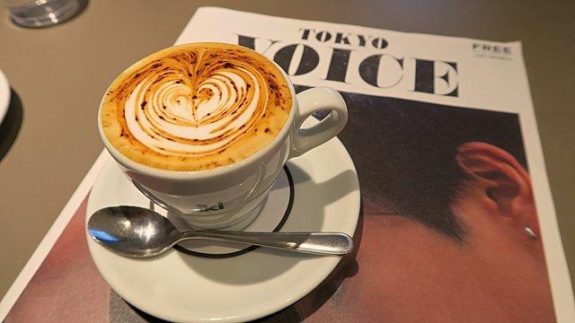Tokios angesagtes Café-Viertel