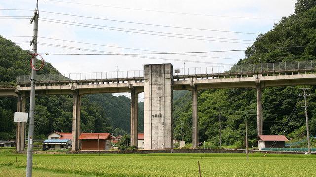 Das Ende einer Bahnlinie und einer einzigartigen Station