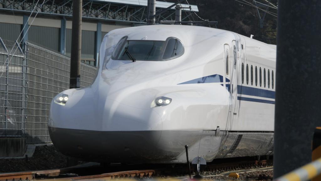 Die zukunft des shinkansen der prototyp ist da asienspiegel for Der spiegel 03 2018