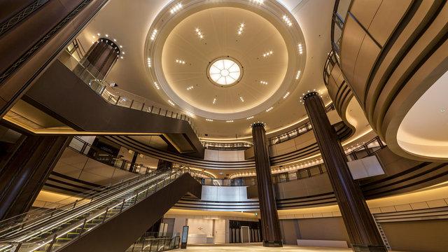 Tokios neuer Shopping-Tempel