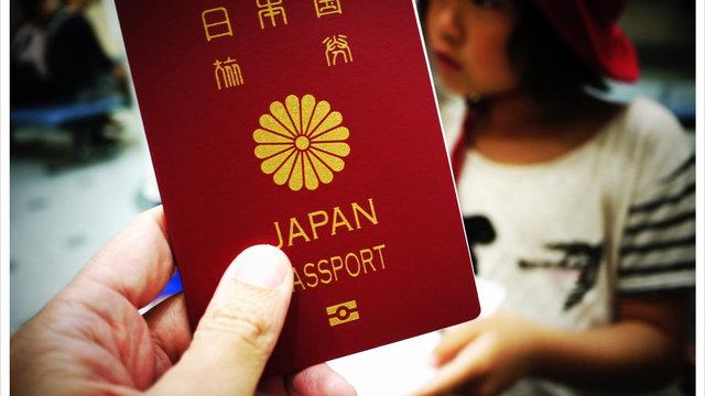 Weltspitze: Der japanische Reisepass