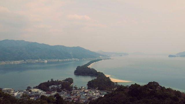 Die drei schönsten Landschaften in Japan