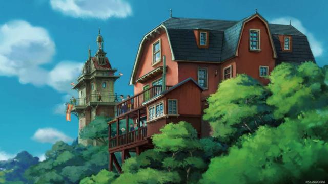 So wird der neue Ghibli-Park aussehen