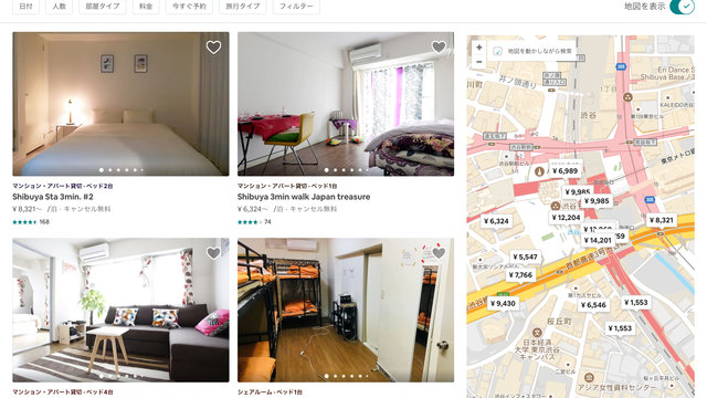 Airbnb: Check-in im Minimarkt