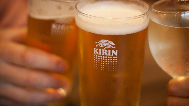 Die Alkoholschwäche der Japaner