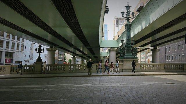 Nihonbashi: Tokios historische Brücke erhält ihren Glanz zurück