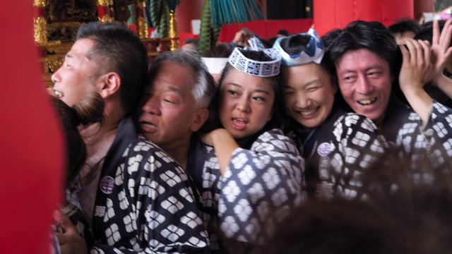 Sanja-Matsuri: Das grosse Fest von Tokio