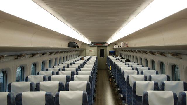 Die Notfallfunktion im Shinkansen-Sitz