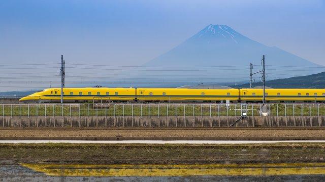 «Doctor Yellow»: Der Shinkansen-Doktor