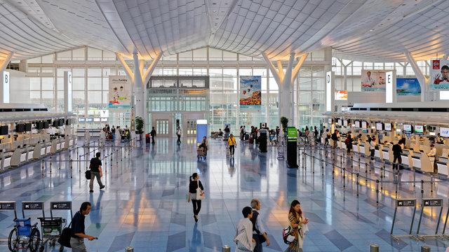 Haneda: Der sauberste Flughafen der Welt