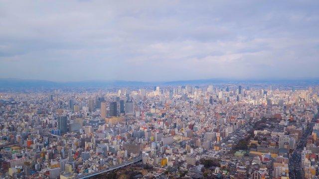 Widerstandsfähiges Osaka