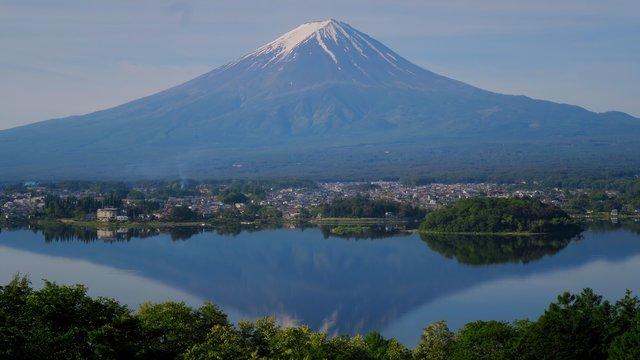 Den Fuji besteigen