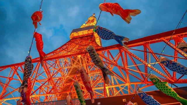 2019: Die 10-tägige Golden Week