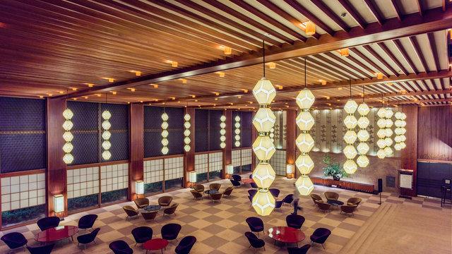 Hotel Okura: Die Rückkehr der legendären Lobby