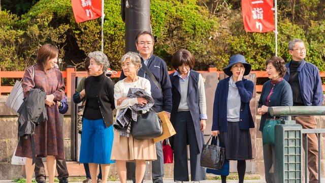 In Japan wird jede zweite Frau 90 Jahre alt