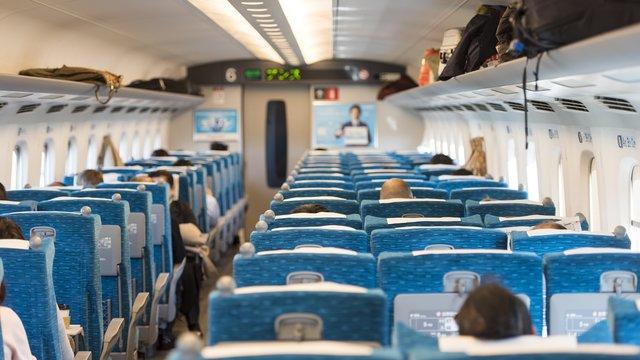 Sasumata: Ein neuer Schutz im Shinkansen