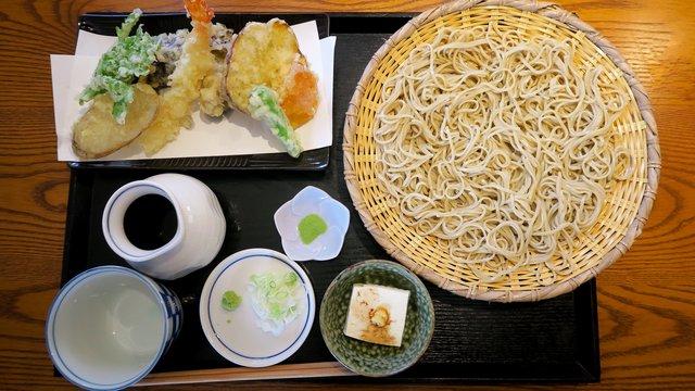 Towari-Soba: Die besten Buchweizen-Nudeln