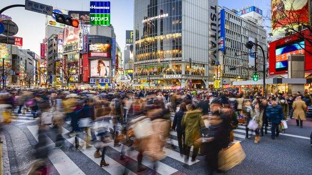 Der häufigste Familienname in Japan