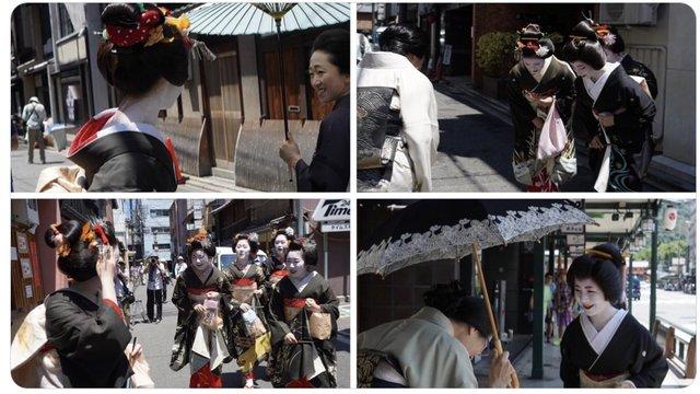 Die Geishas von Kyoto