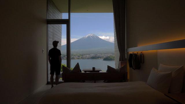 Hoshinoya Fuji: Das Hotelzimmer mit der perfekten Aussicht