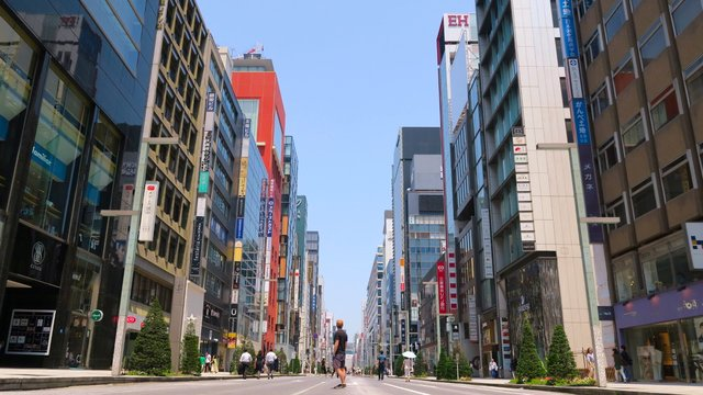 Japans Besucherrekord im Hitzemonat